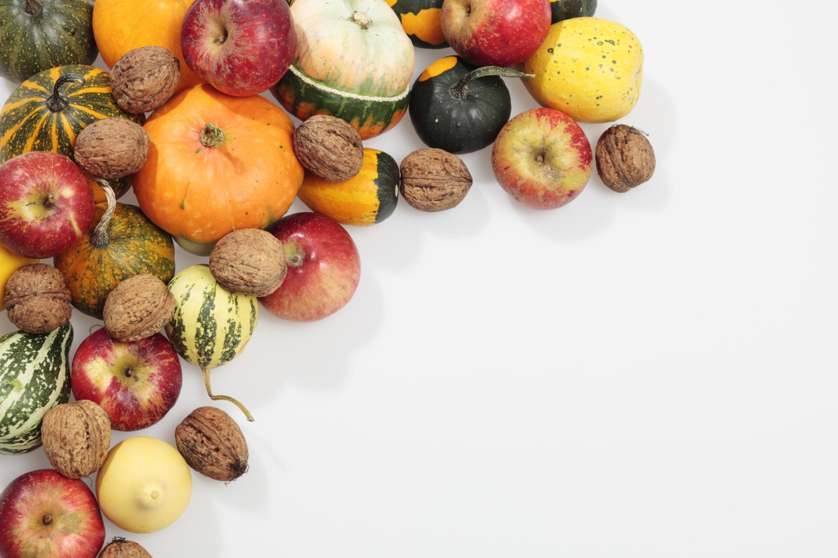 Autumn produce - Good Food Gift Card