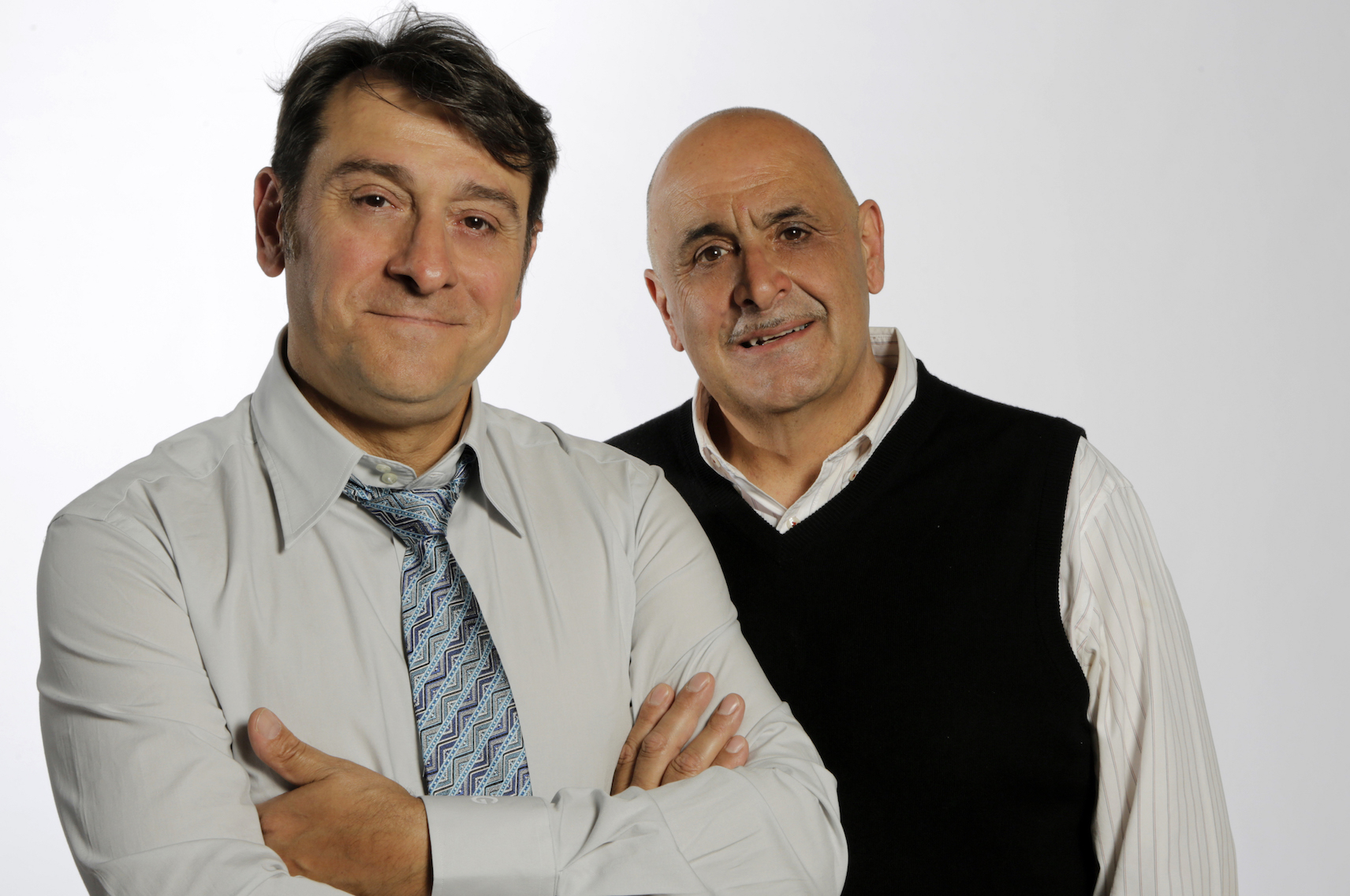 Mario Maccarone and Mario DePasquale 2016