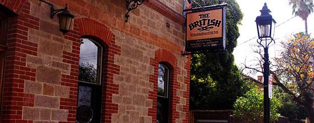 Preferred_British Hotel