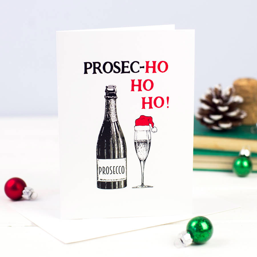 Creative Christmas Card Greetings For The Foodie In Your Life Good