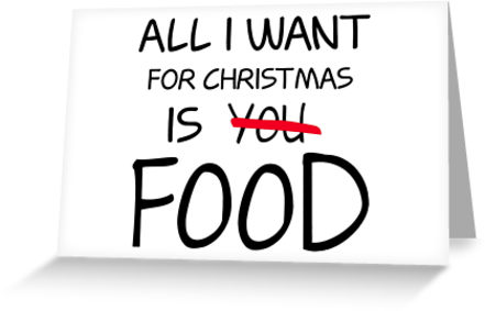 Creative christmas card greetings for the foodie in your life good goodfood creative christmas card greetings for the foodie m4hsunfo