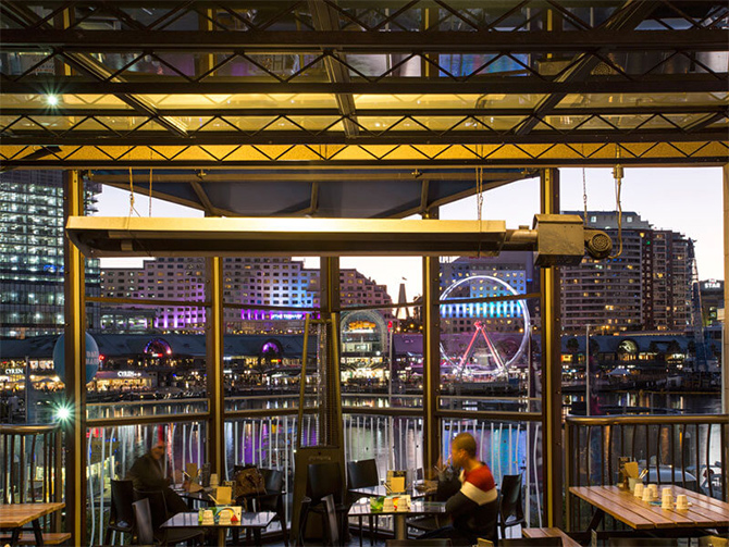 Good Food Gift Card - 7 Great Sydney Spots for the Ultimate Girl's Night Out1